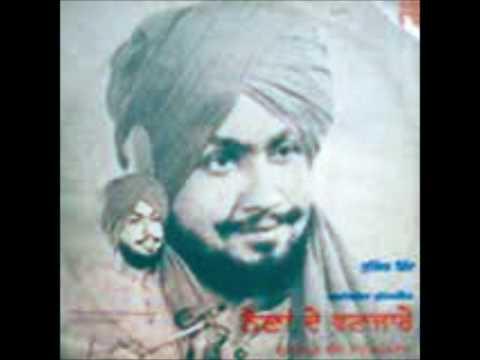 Putt Jattan De - Surinder Shinda