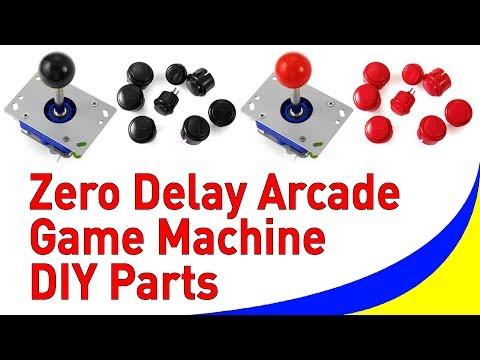 Набор из джойстика, кнопок и контроллера для аркадного игрового автомата