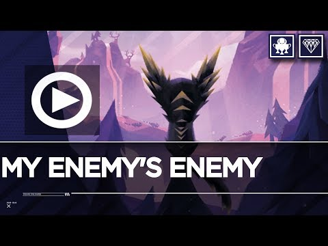 My Enemy's Enemy Trophy Achievement - Lead a bear to a Silent Camp / Fe