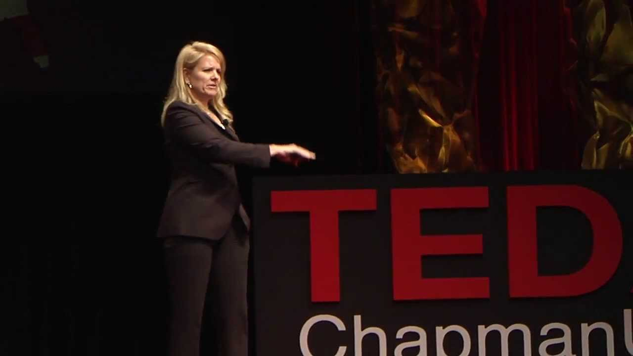 Engineering America: Gwynne Shotwell at TEDxChapmanU ...