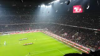 A.C. Milan - Juventus formazioni visute dalla curva SUD (11.11.2018)
