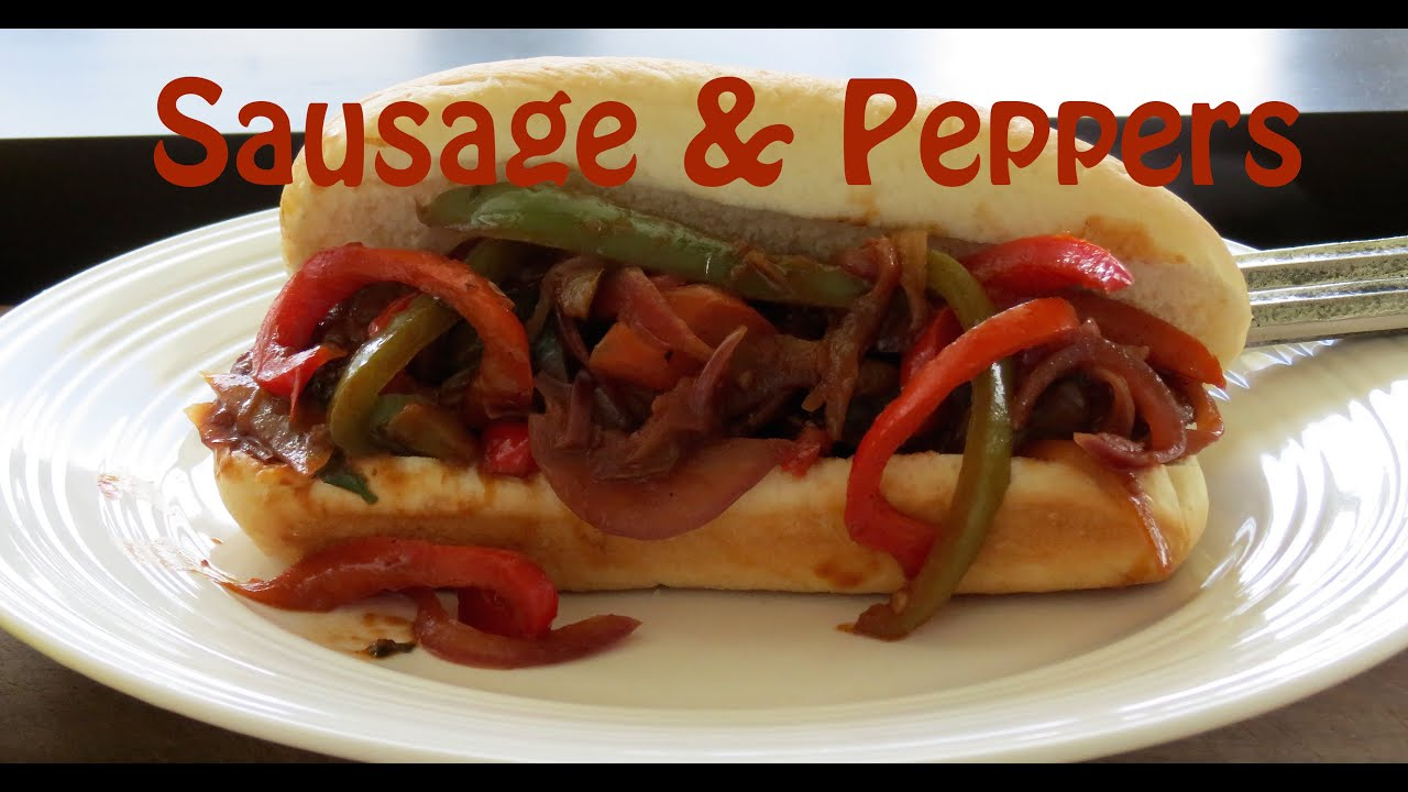 recipe: what to serve with sausage and peppers [25]
