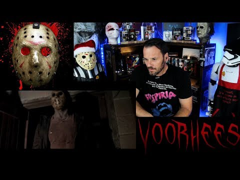 DRUMDUMS REACTS TO VOORHEES (Friday the 13th Fan Film!)