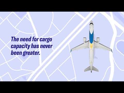 Meet #Embraer's new solutions for cargo transportation