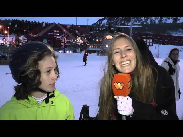 Las Leñas - Ski Noturno
