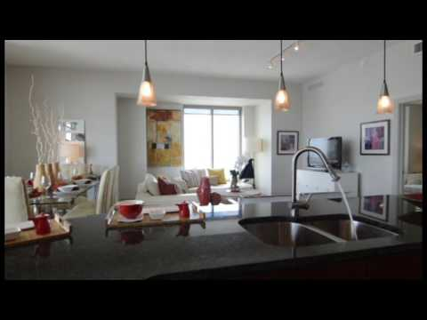 One Park Place Fancy Houston Apartments Youtube