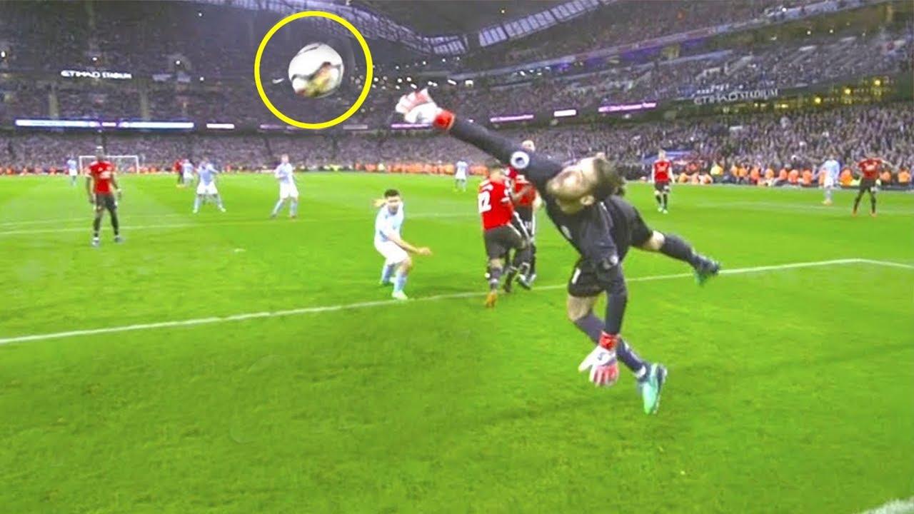 Top 10 Heroic Goalkeepers Saves  HD