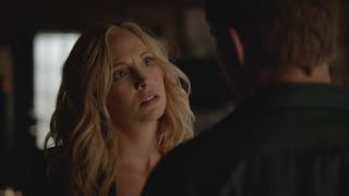 The Vampire Diaries: 7x02 - Stefan tries to save Caroline [HD]