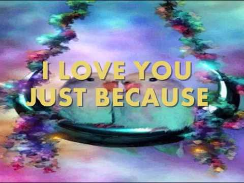 I LOVE YOU JUST BECAUSE - (Anita Baker / Lyrics)
