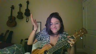 Baixar wish you were gay - billie eilish | ukulele cover ariel