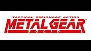 Metal Gear Solid 3 Music - Caution Mode (Jungle)