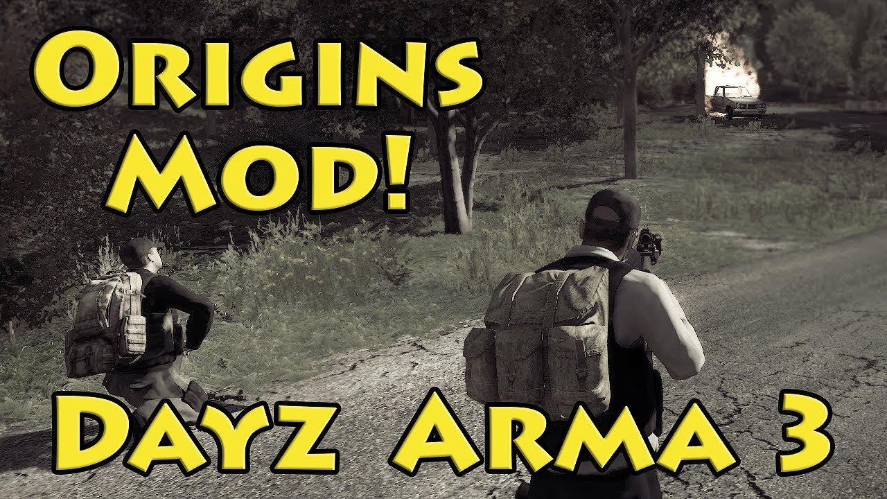 Download dayz origins