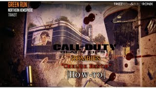 "Call Of Duty: Black Ops Ii ""obelisk Bench"" 