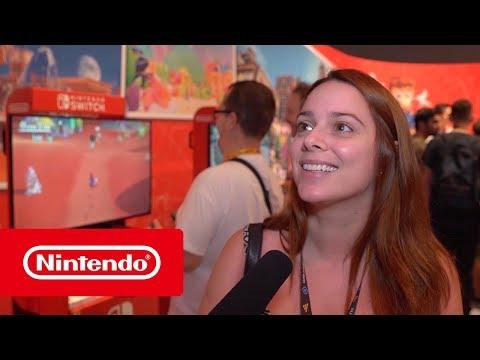 Super Mario Odyssey - Impressions de la gamescom 2017 - Pays des Sables (Nintendo Switch)