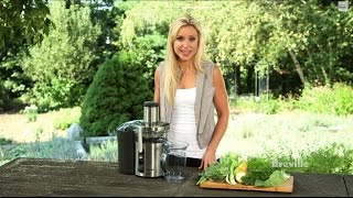 Breville -- Health Full Life™: Recommended Daily Allowance of fruits and vegetables, juice recipe thumbnail