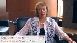 Creating an effective change vision - Queen's IRC tip of the week