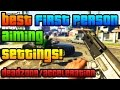 GTA Online: New First Person Controls/Aim Settings - Best Aiming Deadzone & Acceleration! (GTA 5)