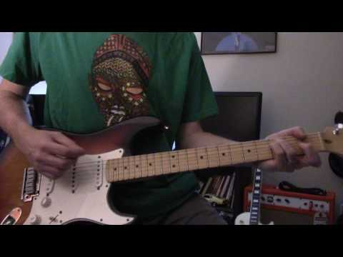 Emotional Rescue (Standard Tuning Lesson) - Rolling Stones