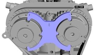 ГРМ / Ford Focus 2-3 записаться связаться со мной wichengad@gmail.com