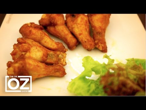 "How to Make Healthy ""Fried"" Chicken"