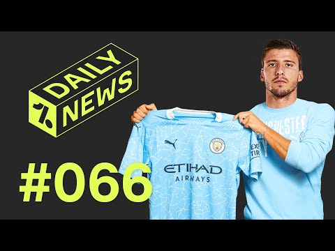 Man City have a NEW signing + Messi makes Barcelona return! ► Daily News