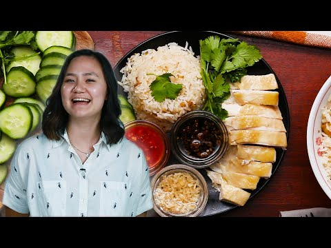 Hainanese Chicken Rice • Tasty