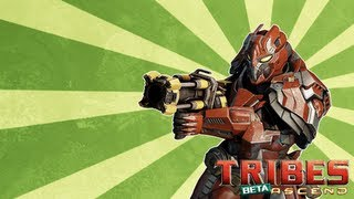 Tribes:Ascend [Commentary] Raider Comfort Zone