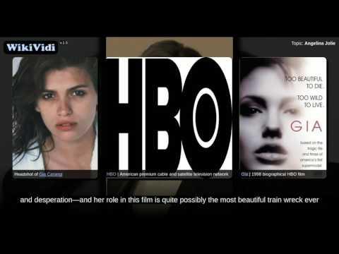 Angelina Jolie - WikiVidi Documentary
