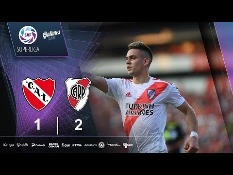 Independiente Atletico River Plate Goals And Highlights