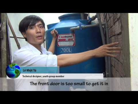 CT24 - How can urban residents adapt to raising temperature in Mekong Delta?