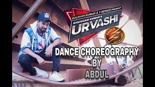Urvashi | Yo Yo Honey Singh | Shahid Kapoor | Dance Choreography | ABDUL CHOREOGRAPHY