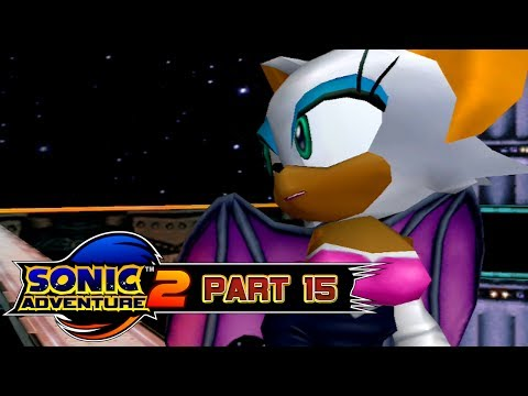 Sonic Adventure 2 - Part 15 - Mad Space is Craz-E |