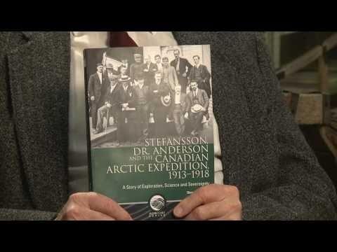 Stefansson, Dr. Anderson and the Canadian Arctic Expedition, 1913--1918 par Stuart E. Jenness.
