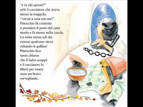 Pinocchio - AUDIO FIABA ORIGINALE