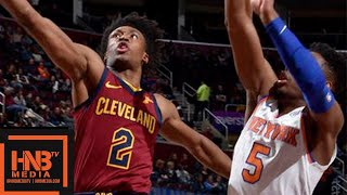 New York Knicks vs Cleveland Cavaliers Full Game Highlights | 02/11/2019 NBA Season