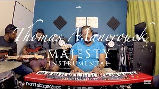 Majesty (Instrumental) Home in Worship with Thomas Manerouck