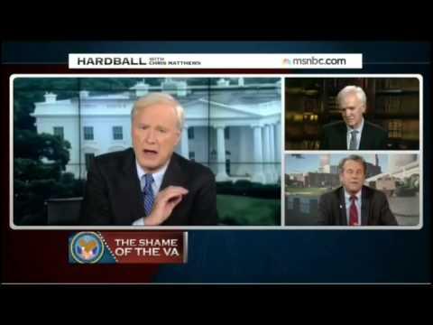 Matthews Rips Obama Admin, Sherrod Brown Over VA Scandal
