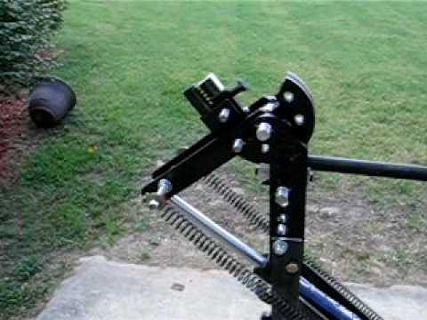 DIY Hydraulic Bender.AVI - YouTube