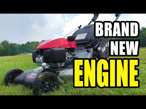 Honda HRN216 Lawnmower Revamps Entire Honda Engine Lineup