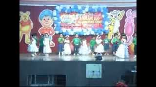 Clap Your Hands performance at Annual Day Celebration 2012