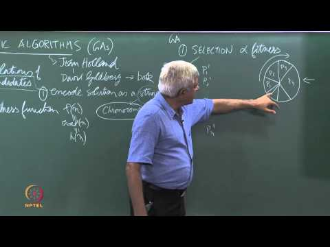 Mod-01 Lec-15 Optimization II (Genetic Algorithms)