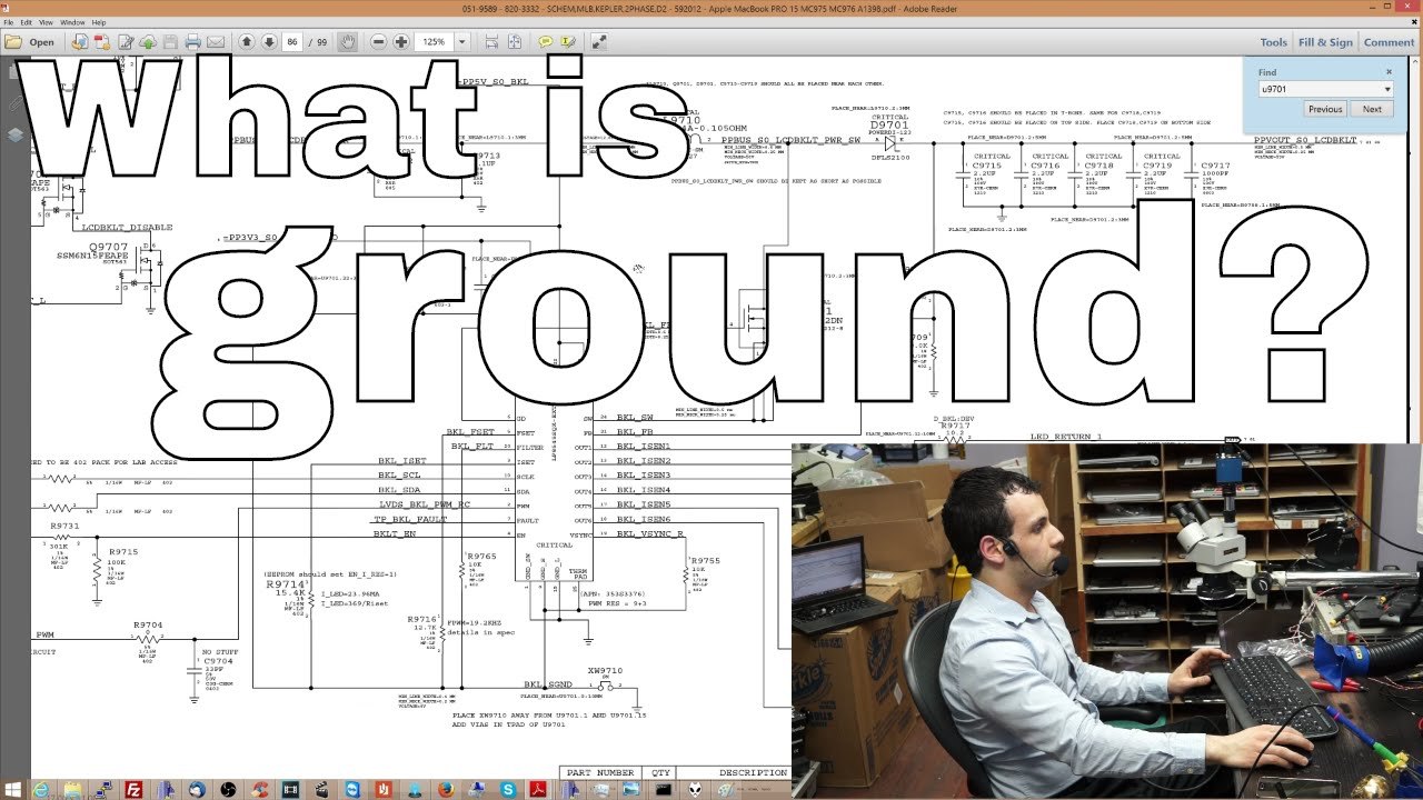 What Is Ground And Its Purpose In A Circuit Youtube Diagrams For Kids