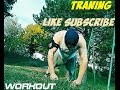 Workout traning