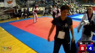 422- Yeung Lok Chun, Jonathan HKG vs. Haimovitz, Gili ISR 4:17