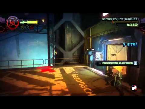 Playing Yaiba - Ninja Gaiden Z -- XBOX 360 -- Chapter 3