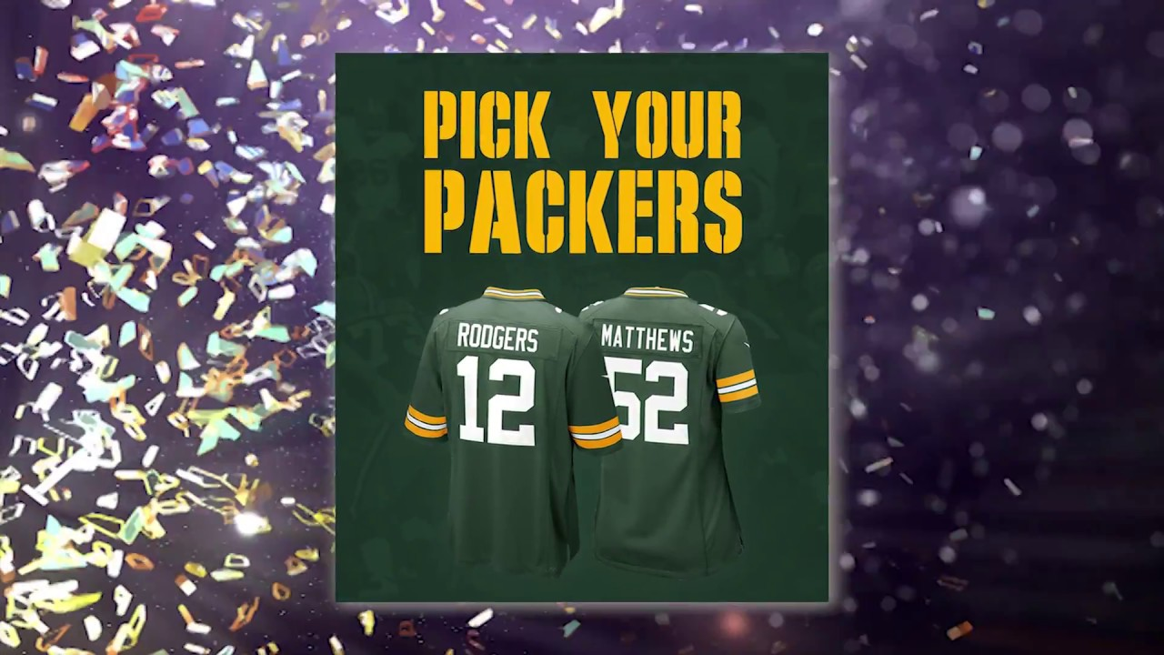 a276527ff Pick Your Packers | 101 WIXX | Your Hit Music Station | Green Bay, WI