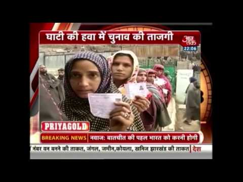 Dastak: Outstanding voter turnout in Jammu & Kashmir