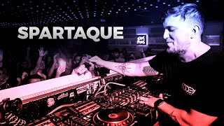Spartaque - Codex Showcase @ Sala Cosmos, Seville, Spain // Techno Mix