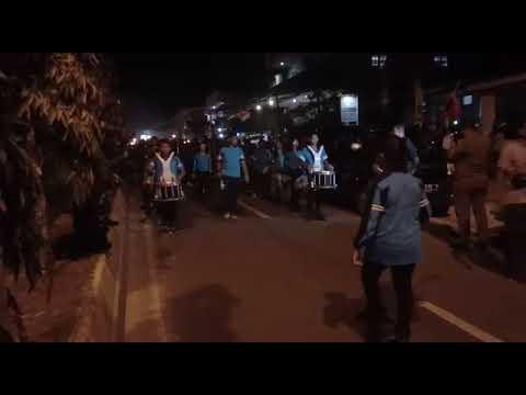 Pawai Obor di Malra peringati Detik -Detik Proklamasi
