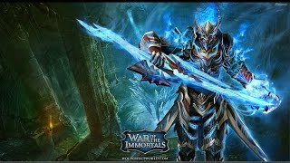 War Of The Immortals Gameplay [1-10]